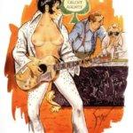 November 1995, Elvis